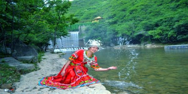 龙河旅游风景区由天乐谷   五龙河在哪儿?有什么好玩的景点